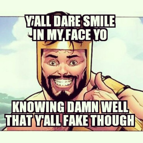 Yall Dare Smile In My Face (Pro. By SilinsBeats & KZR Beats)