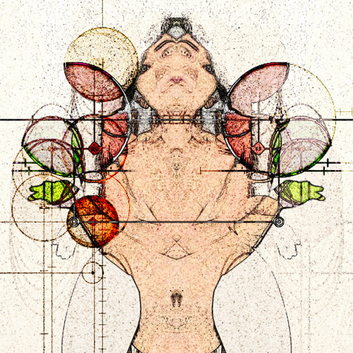 Spiral Hexagram 1403 #4