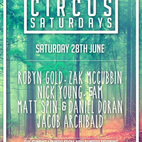 Circus Saturdays | 5AM 28-6-14