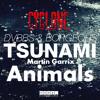 DVBBS & Borgeous Tsunami + Martin Garrix Animals Mashup