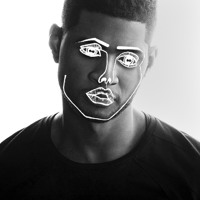 Usher Good Kisser (Disclosure Remix) Artwork
