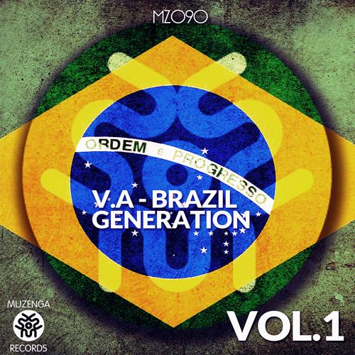 Frank Kunen, Rafael Borges - My Nigga (Original Mix) OUT NOW!! @ Muzenga Records