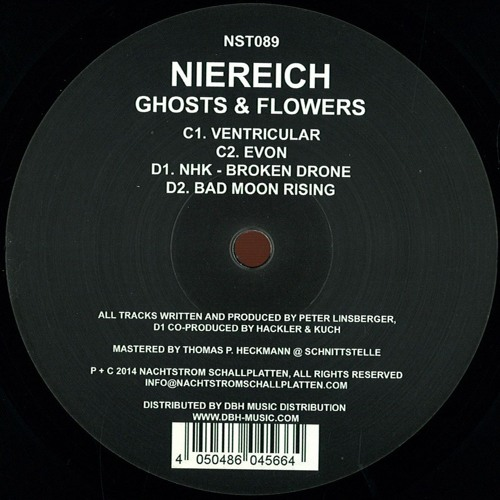 Niereich vs. Hackler & Kuch - Broken Drone (Original Mix)