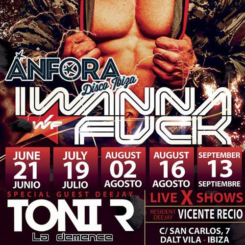 Anfora Ibiza - Summer 2014 - Mixed by Toni R