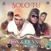 Zion & Lennox Ft. Nicky Jam Y J Balvin - Solo Tu (Official Remix)