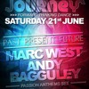 Stu Grady Live Journey Past Present Future Trance Classics 21st June