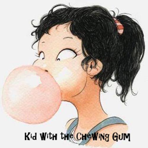 """Women 15 """"La Chica Con Una Bola De Chicle (Kid with the Chewing Gum)"""""""