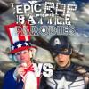 Captain America vs Uncle Sam. Epic Rap Battle Parodies 47.