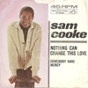 Sam Cooke — Nothing Can Change This Love [cover]