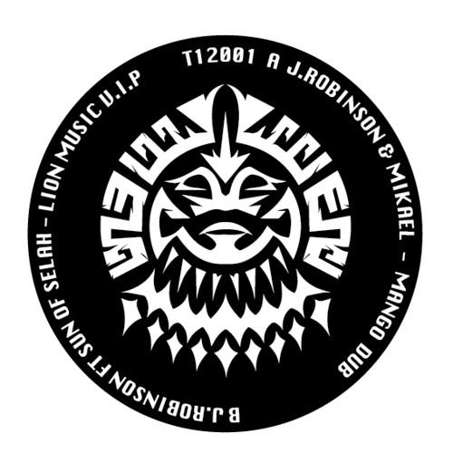 J.Robinson & Mikael - Mango Dub / J.Robinson ft. Sun of Selah - Lion Music VIP (T12001) [FKOF Promo]
