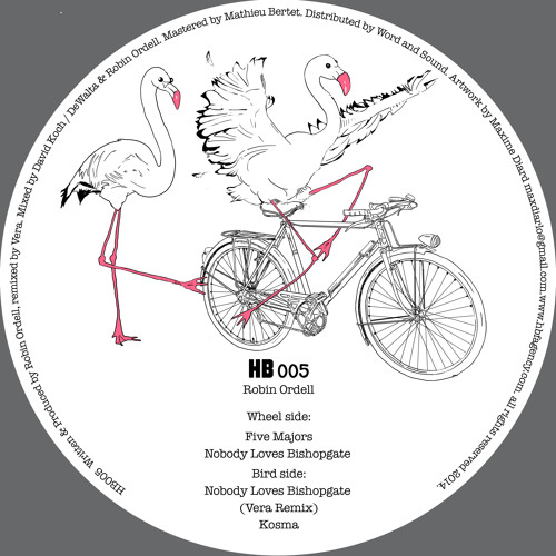 [HB005] B2. Robin Ordell - Kosma