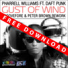 Pharrell Williams ft. Daft Punk - Gust Of Wind (Groovefore & Peter Brown Rework) - FREE DOWNLOAD