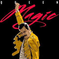Queen - Magic (Planet Funk Rework)