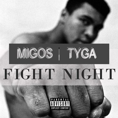 Tyga - Fight Night (Remix) (DigitalDripped.com)