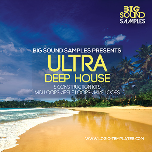 Ultra Deep House 5 Construction Kits