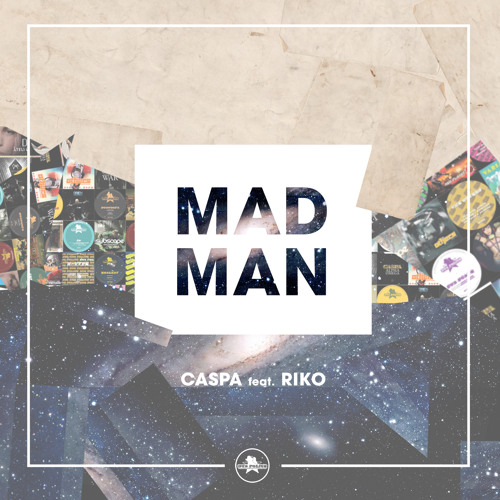 Caspa – 'Mad Man' Feat. Riko (ApoK Remix)