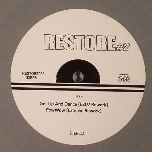 Cory Daye ★ Pow wow ★ Regrooved by Estèphe - Out Soon on 12'