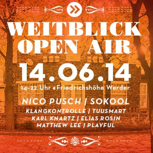Nico Pusch @ Weitblick Open Air 14.06.2014