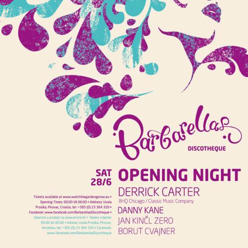 Live at Barbarellas Opening Night (Barbarellas, Pirovac) - 28 JUN 2014