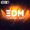 Cr2 Records EDM Festival Kicks and Drops WAV MiDi [Free Download]