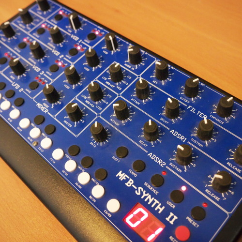 MFB Synth 2 Sounds