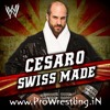 WWE - Cesaro superhuman
