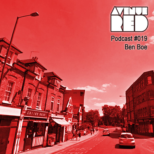 Avenue Red Podcast #019 - Ben Boe
