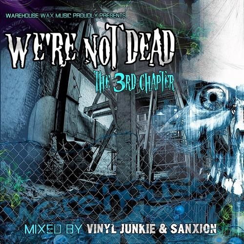 Wake Up (feat. rosaRat) - Warehouse Wax - We're Not Dead (The 3rd Chapter)