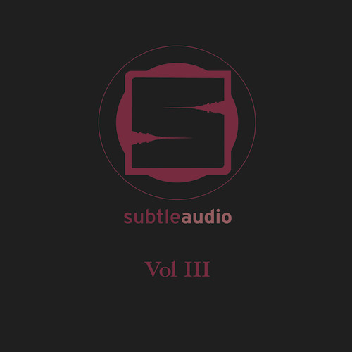 Nebula - Blackout :: Subtle Audio Vol III, 3xCD