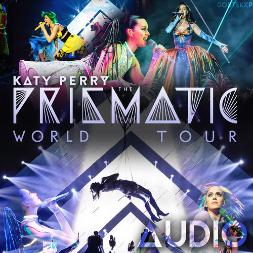 Katy Perry - Hot N Cold (Prismatic World Tour)