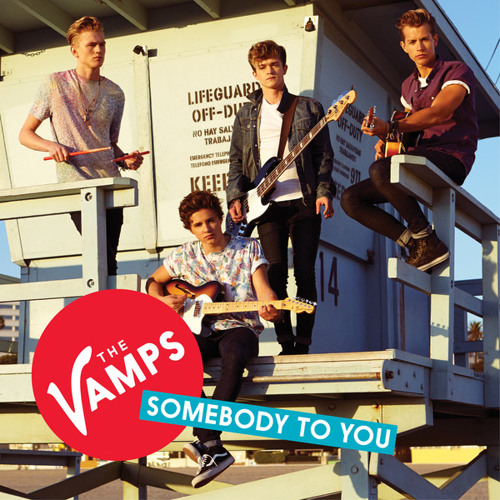 The Vamps - She Looks So Perfect (5SOS Cover)
