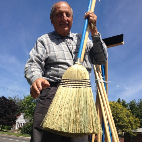 Meeting the Neighbors, Episode One: The Broomsman
