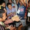 Sempurna di cover anak2 Kongres Anak Indonesia XII lantai 4 production :3 at Banten_Hotel Ratu Bidakara