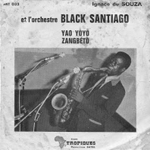"""Orchestre Black Santiago """"Zangbeto"""""""