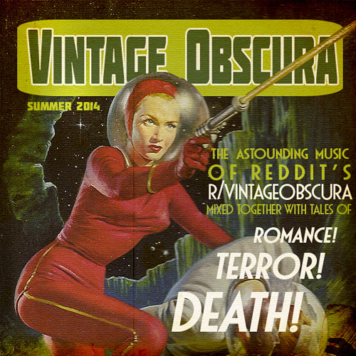 Vintage Obscura Summer Mix [2014]