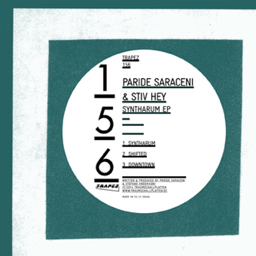 Paride Saraceni & Stiv Hey - Shifted [Trapez] preview