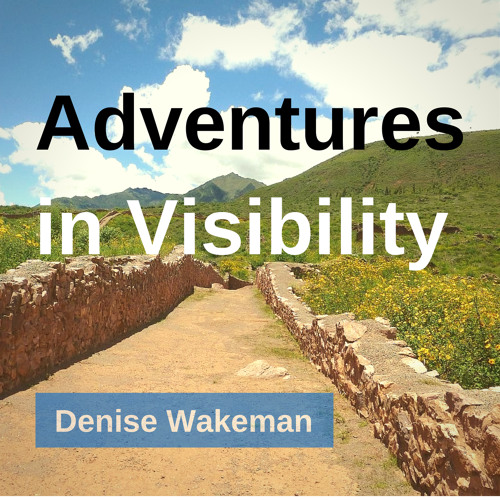 Adventures In Visibility with Your Guide Denise Wakeman
