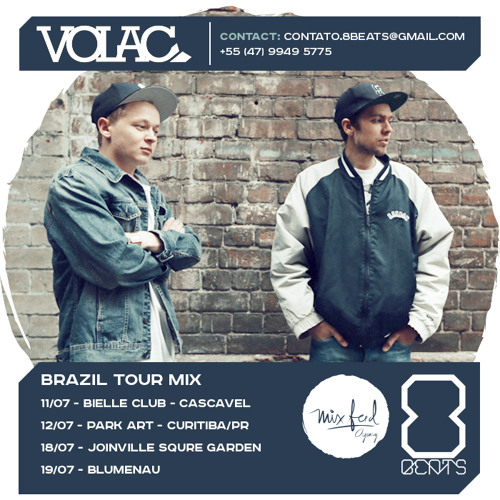 Volac - Brazil Tour Mix