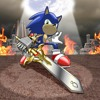 Sonic Knight Of The Wind (Lyrics)