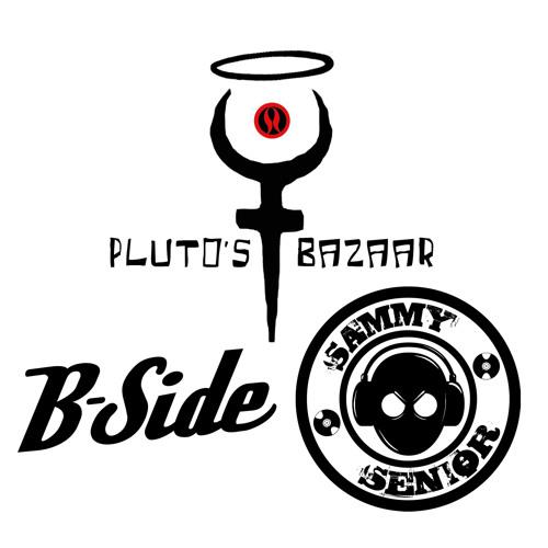 B-Side & Sammy Senior Pluto's set Glastonbury 2014