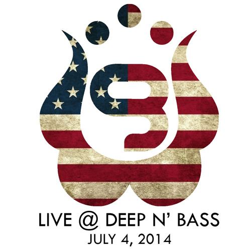 Gene Lee Live @ Deep N' Bass 7 - 4-14
