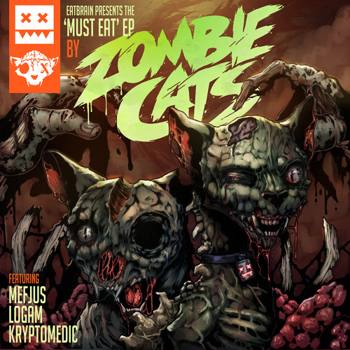 Zombie Cats - Moments Of Truth (EATBRAIN010)