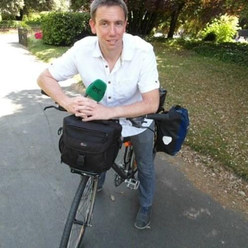 Ireland by Bike Day 1: