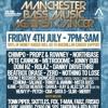 Manchester Bass Music Against Cancer - 04/07/14