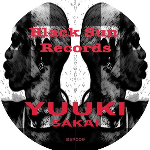 Yuuki Sakai - Black Sun Records 09  EP (BSR09)
