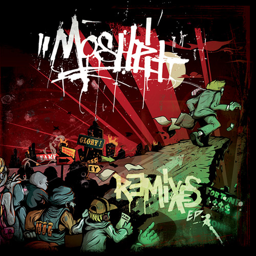"""Moshpit """"Souvenirs And Other Tumours (Kode-X Remix)"""" *192kbps full preview*"""