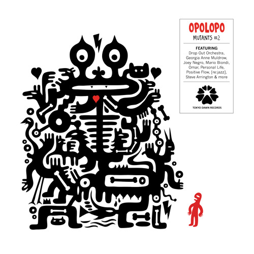 MUTANTS #2: Steve Arrington - Nobody Else But You (Opolopo Remix, snippet)
