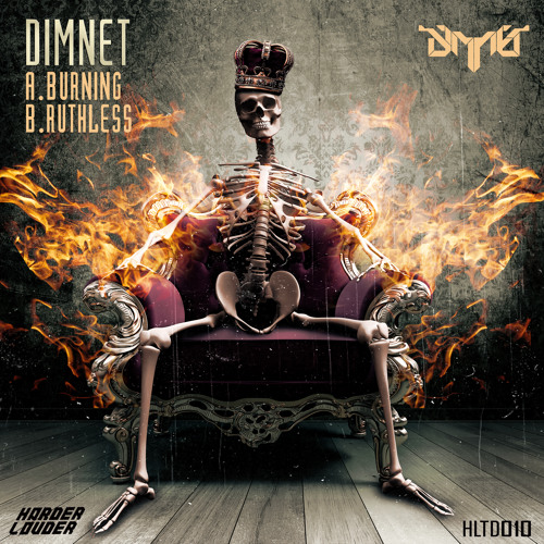Dimnet - Burning (HLTD011) OUT NOW!