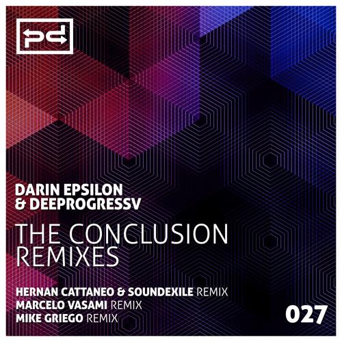 Darin Epsilon & DeeProgressV - The Conclusion (Hernan Cattaneo & Soundexile Remix) [Perspectives]