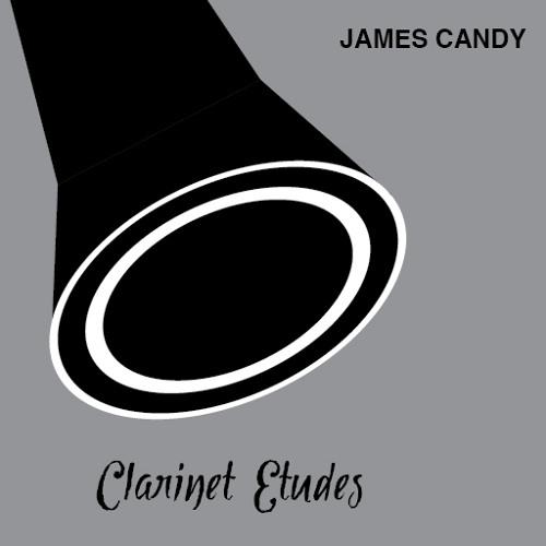 Etude In E Minor For Clarinet